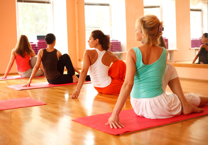 Choosing a yoga class iwishyoga the gym regularly do martial arts play a sport or engage in other activities requiring physical skill its best to assume youre a beginner at yoga solutioingenieria Images